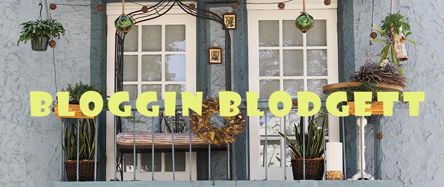 Bloggin Blodgett