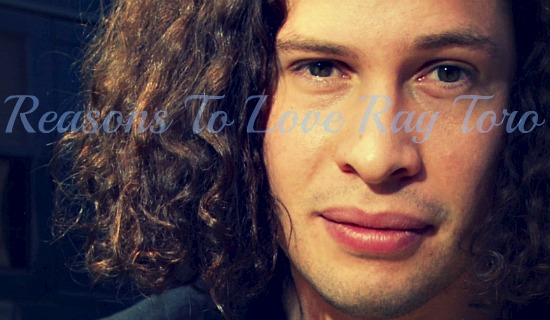 Reasons To Love Ray Toro