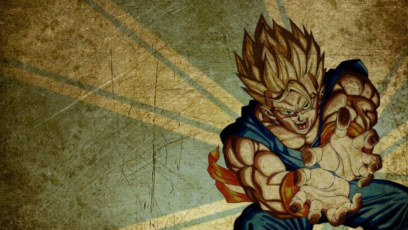 dbz hd wallpapers for laptop