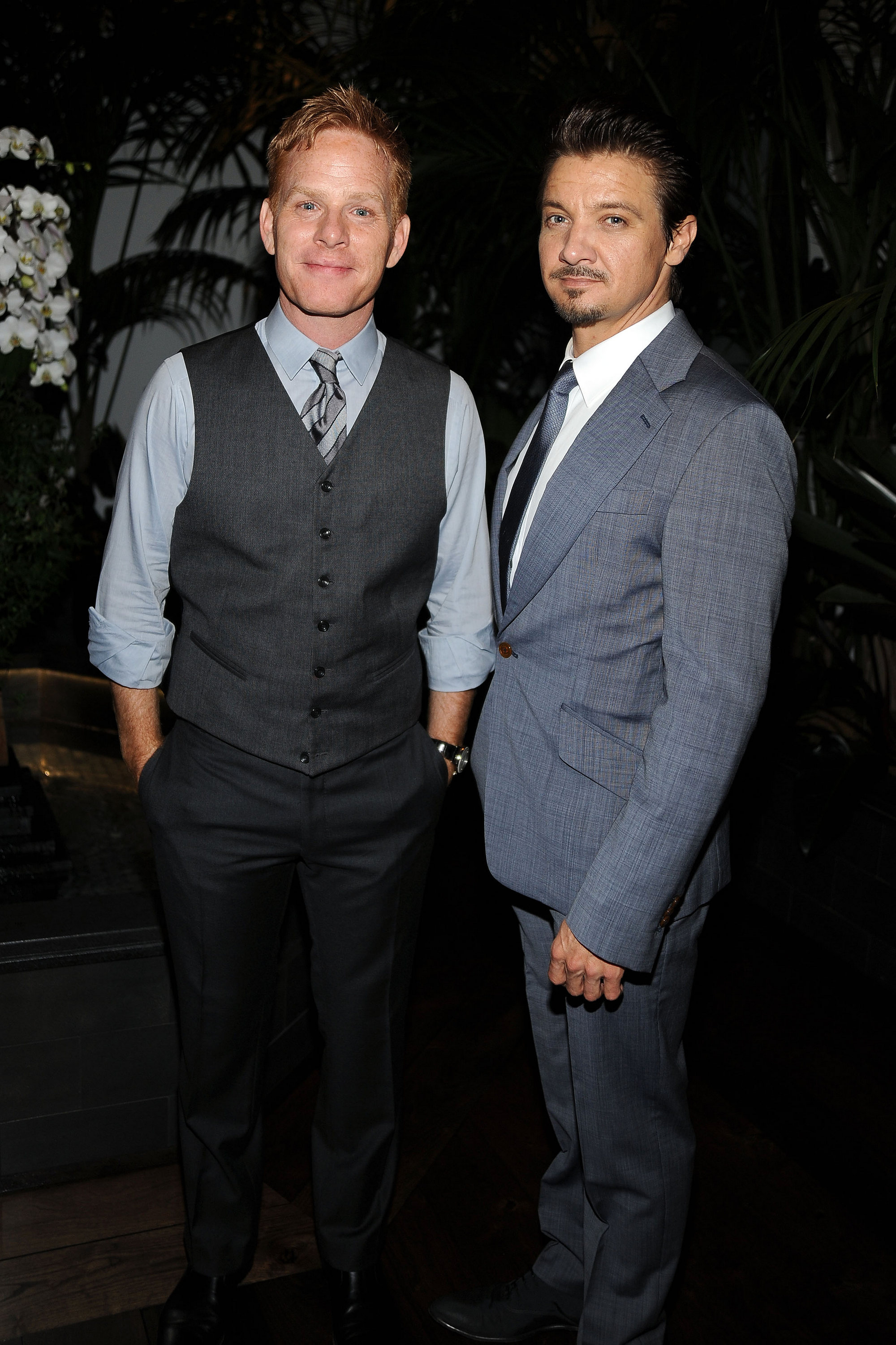 My Love: Jeremy Renner and Kristoffer Winters