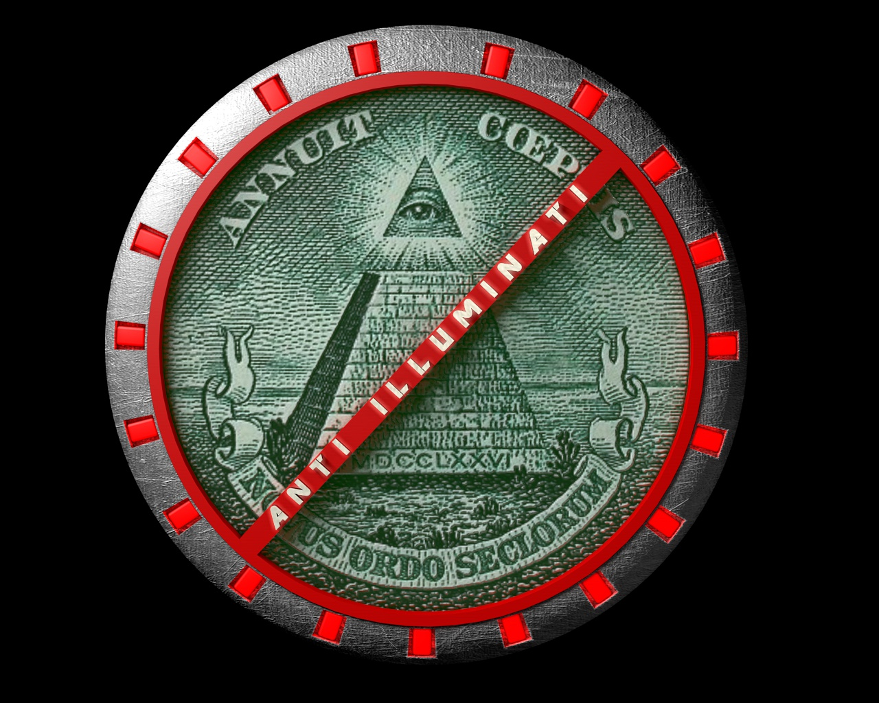 Against illuminati