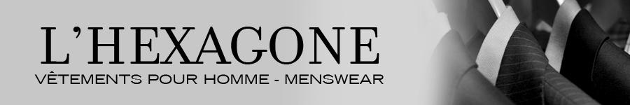 L'HEXAGONE Vêtements pour hommes - Menswear