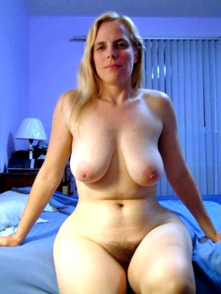 Tits mom saggy mature