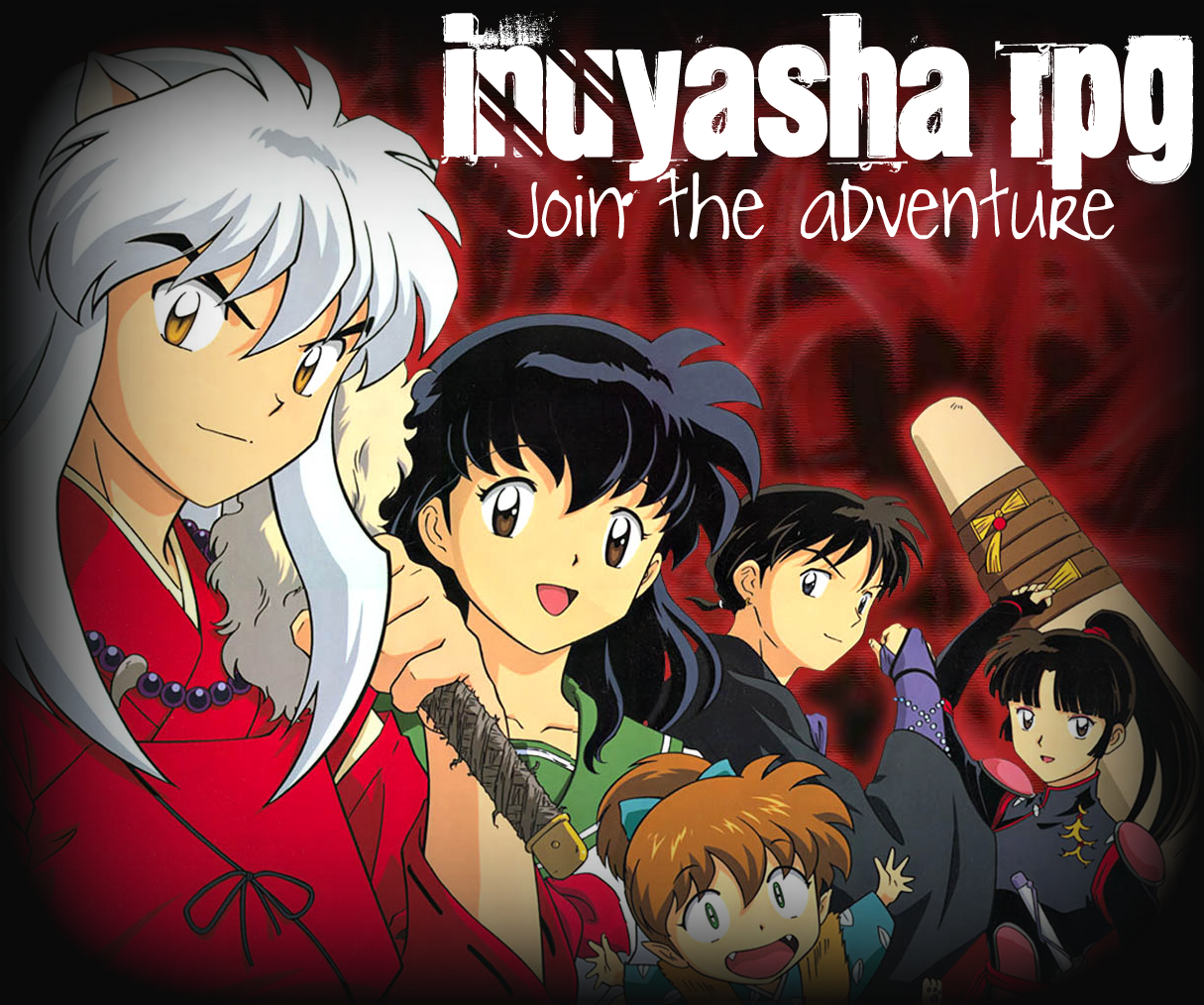 The gallery for --> Inuyasha Characters Names