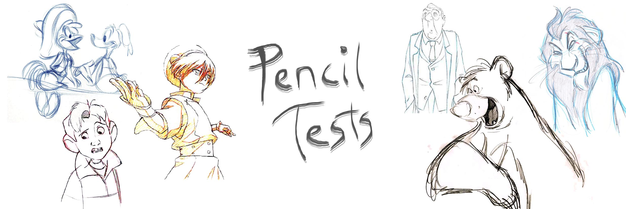Pencil Tests