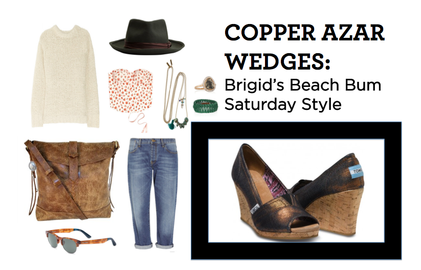 brigids copper wedges