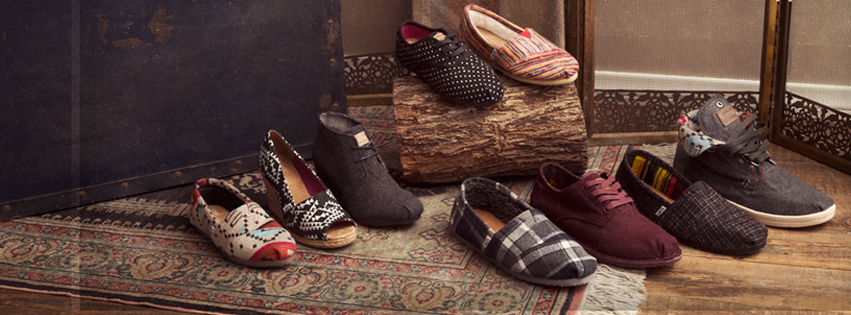 Toms Shoes Uk Store Locator