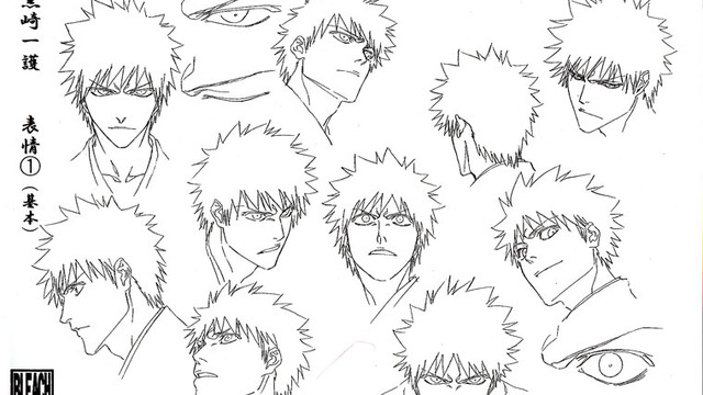 Anime Character Design Template : Anime character design template pixshark