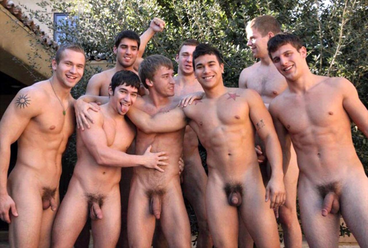 Знакомство парни и их члены