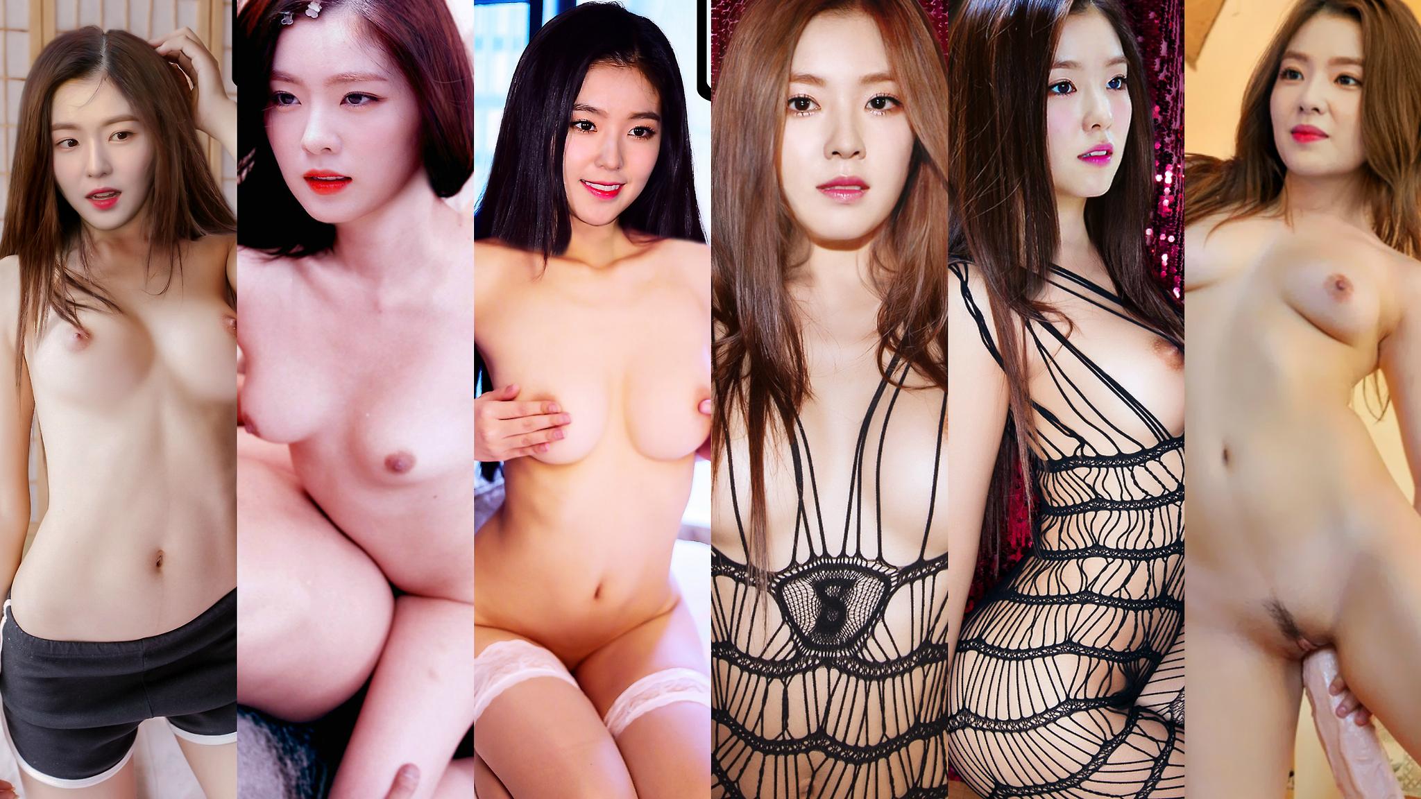Korean pop girls nude
