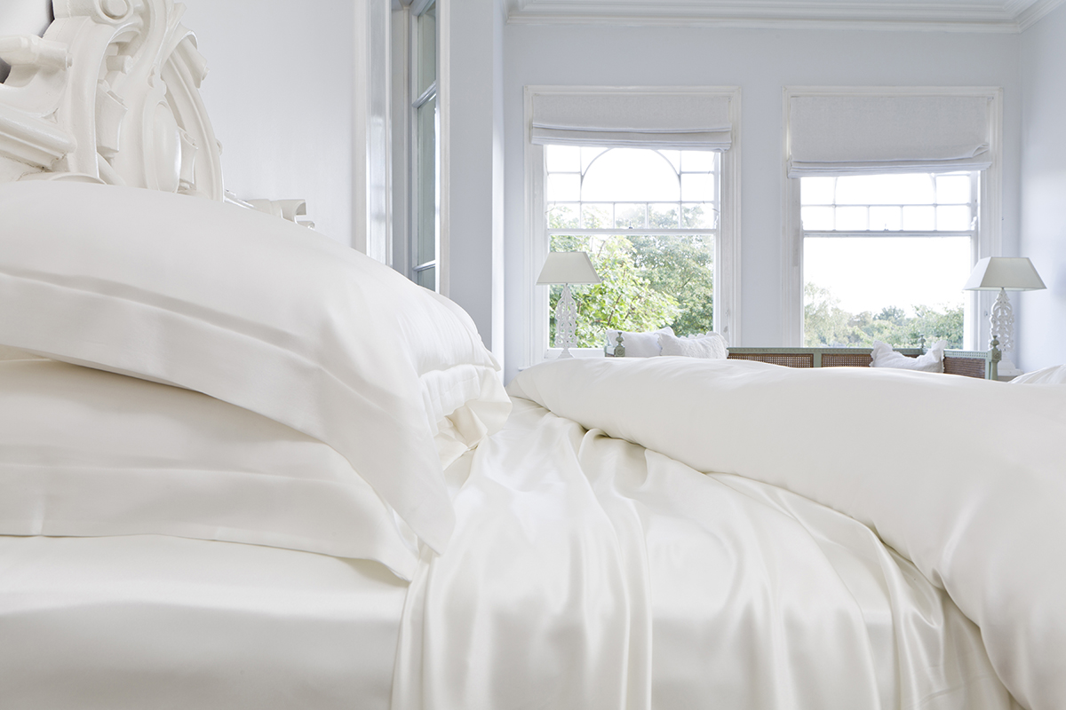 White bed tumblr -