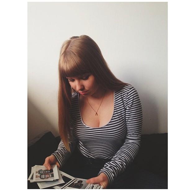 Katee Life Tumblr OneMinuteMore
