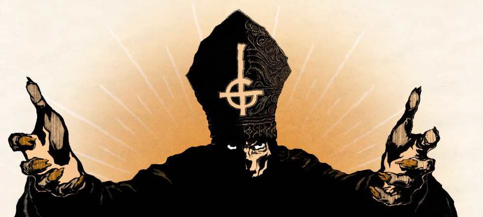 New World Pope  Satanism Freemasonry Occult Signs