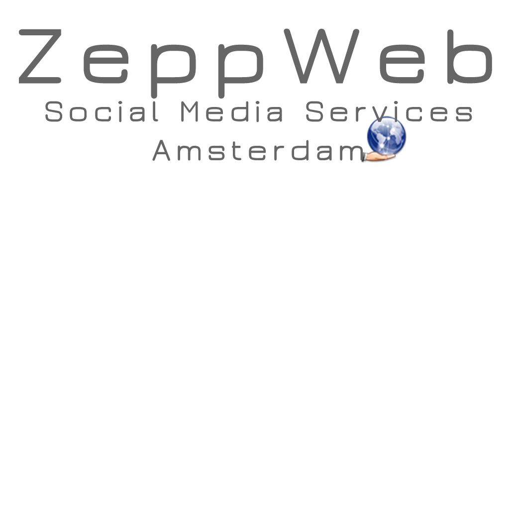Zepp Web Social Media Services Amsterdam
