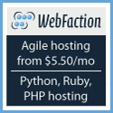 WebFaction - Agile Hosting