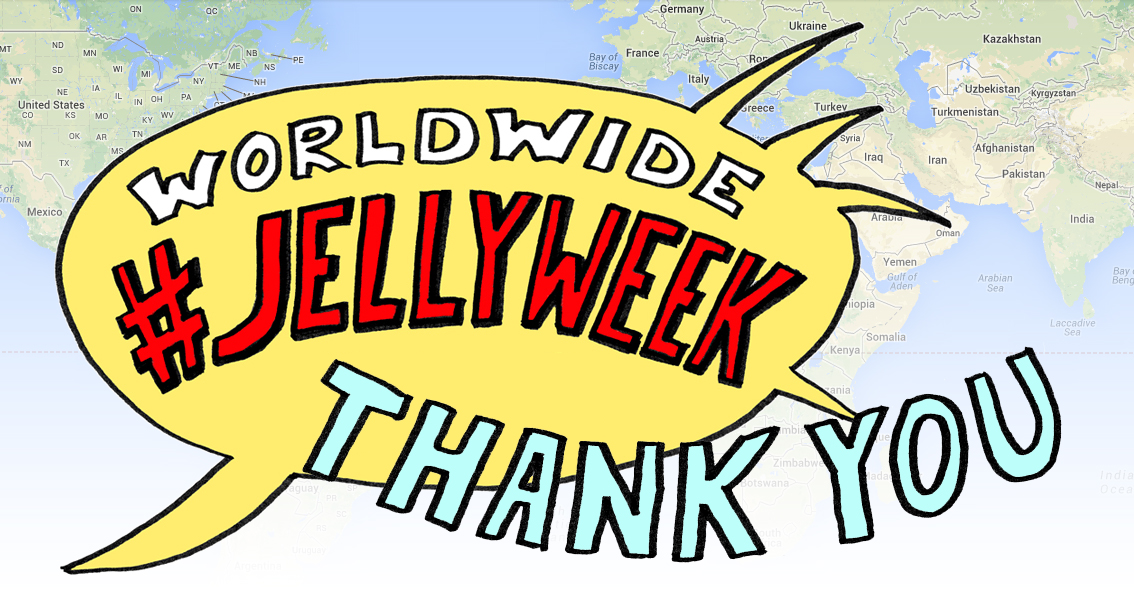 WORLDWIDE #JELLYWEEK