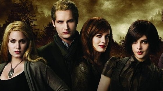 keeping up with the cullens