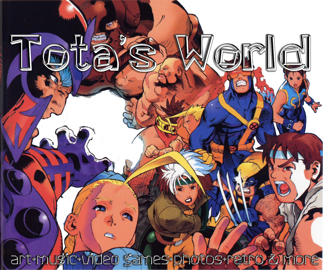Tota's World