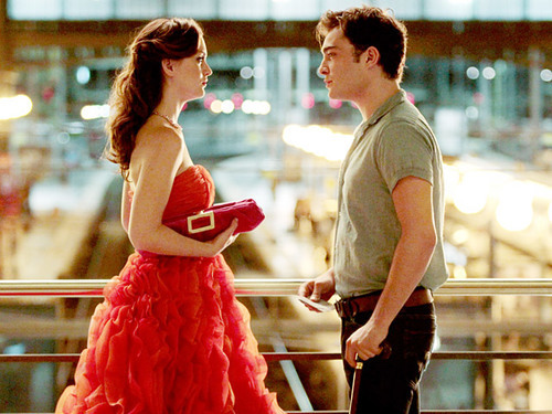 Chuck and blair gossip girl quote