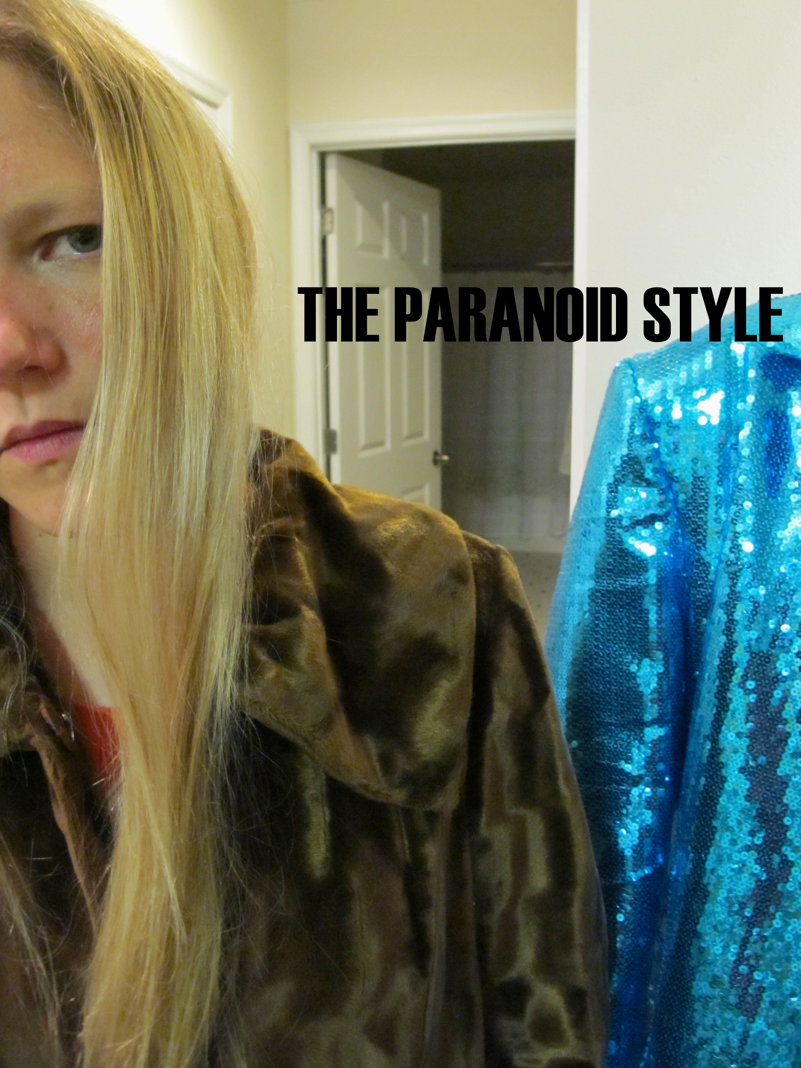 The Paranoid Style