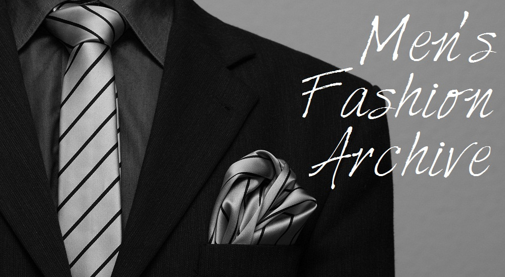 Men's Fashion Archive