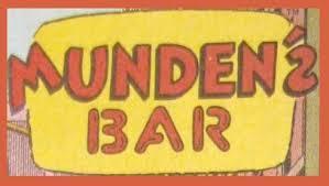 Munden's bar