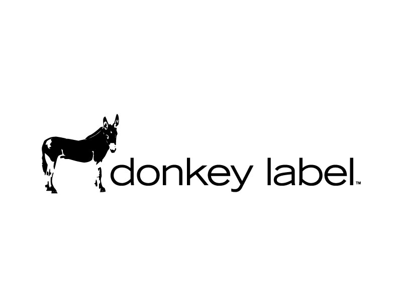 Donkey Label