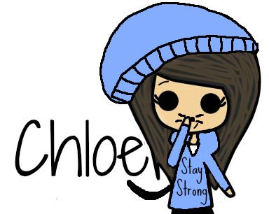 how to say the name chloe