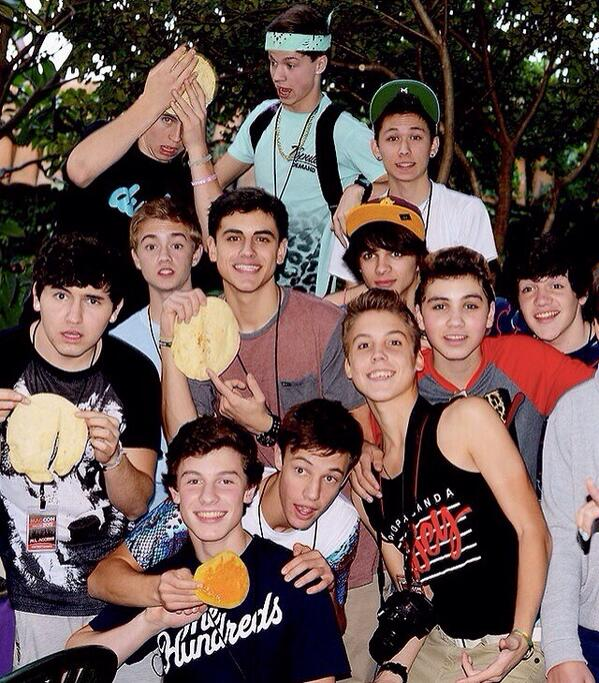 MAGCON family wallpaper boys first and last names and ...