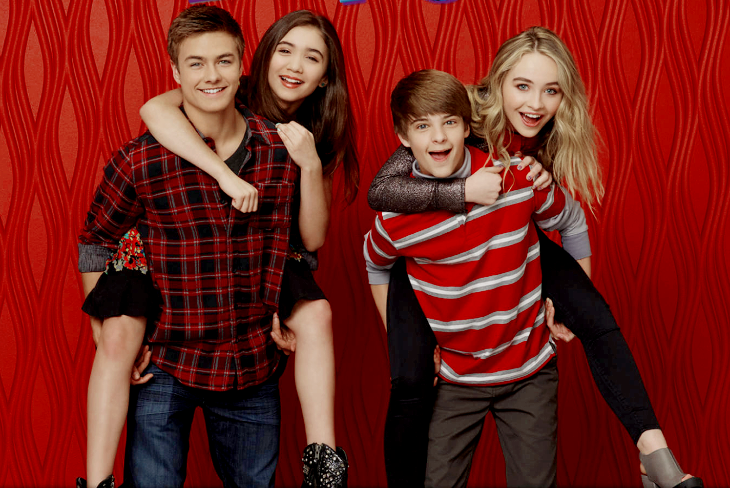 "cast of girl meets world Corey has a theory as to why he is so close with his former cast-members ""girl meets world was my life for like four years,"" he explained."
