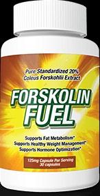forskolin fuel results
