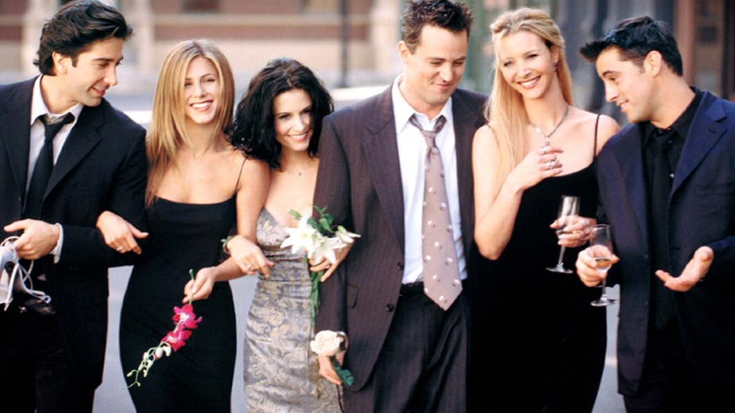 Friends Tv Show On Tumblr