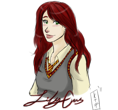 Flower of the Marauders: Ask Lily Evans