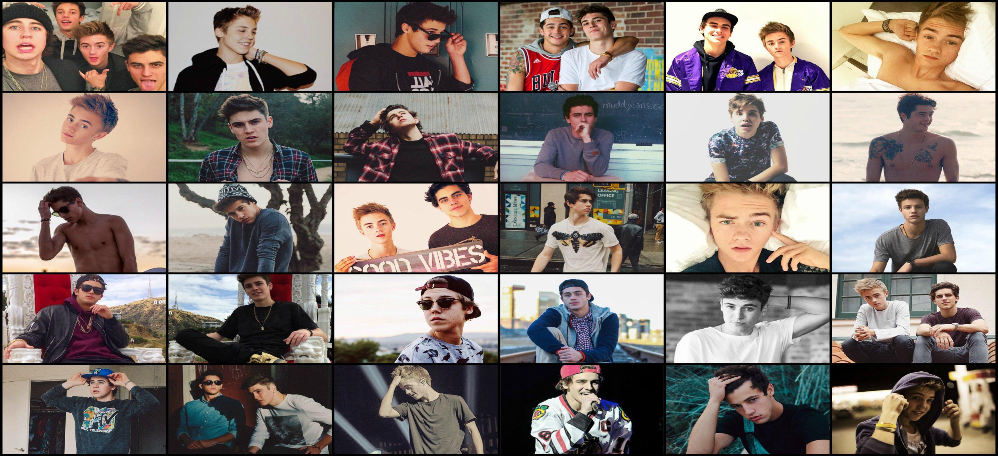 Cameron dallas collage tumblr