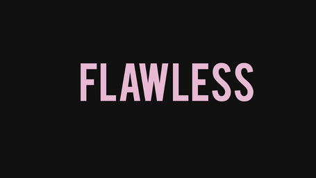 frases curtas tumblr - flawless