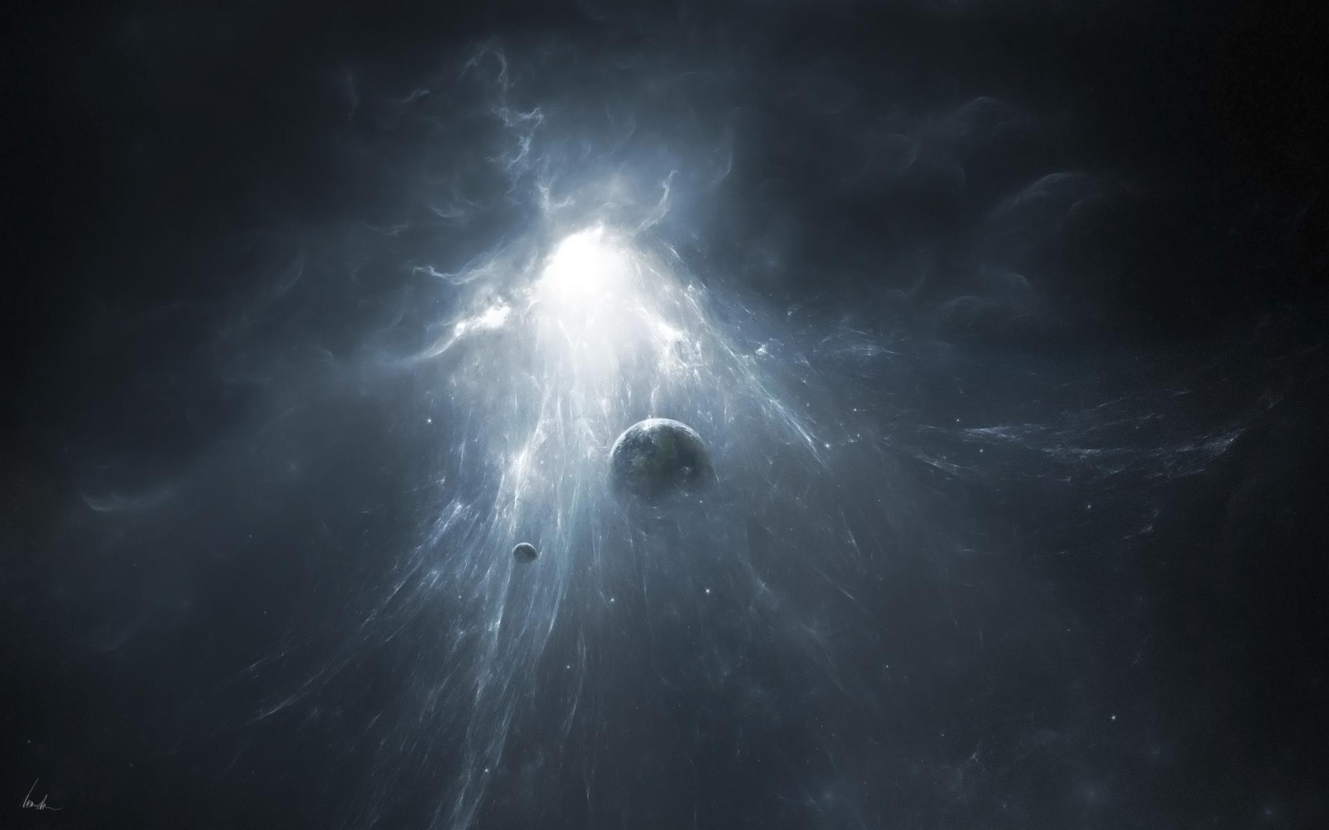 Outer space black holes