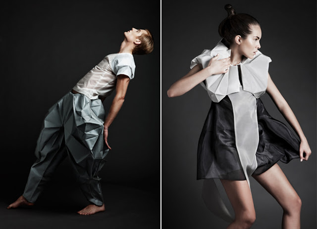 Geometry Inspired Fashion