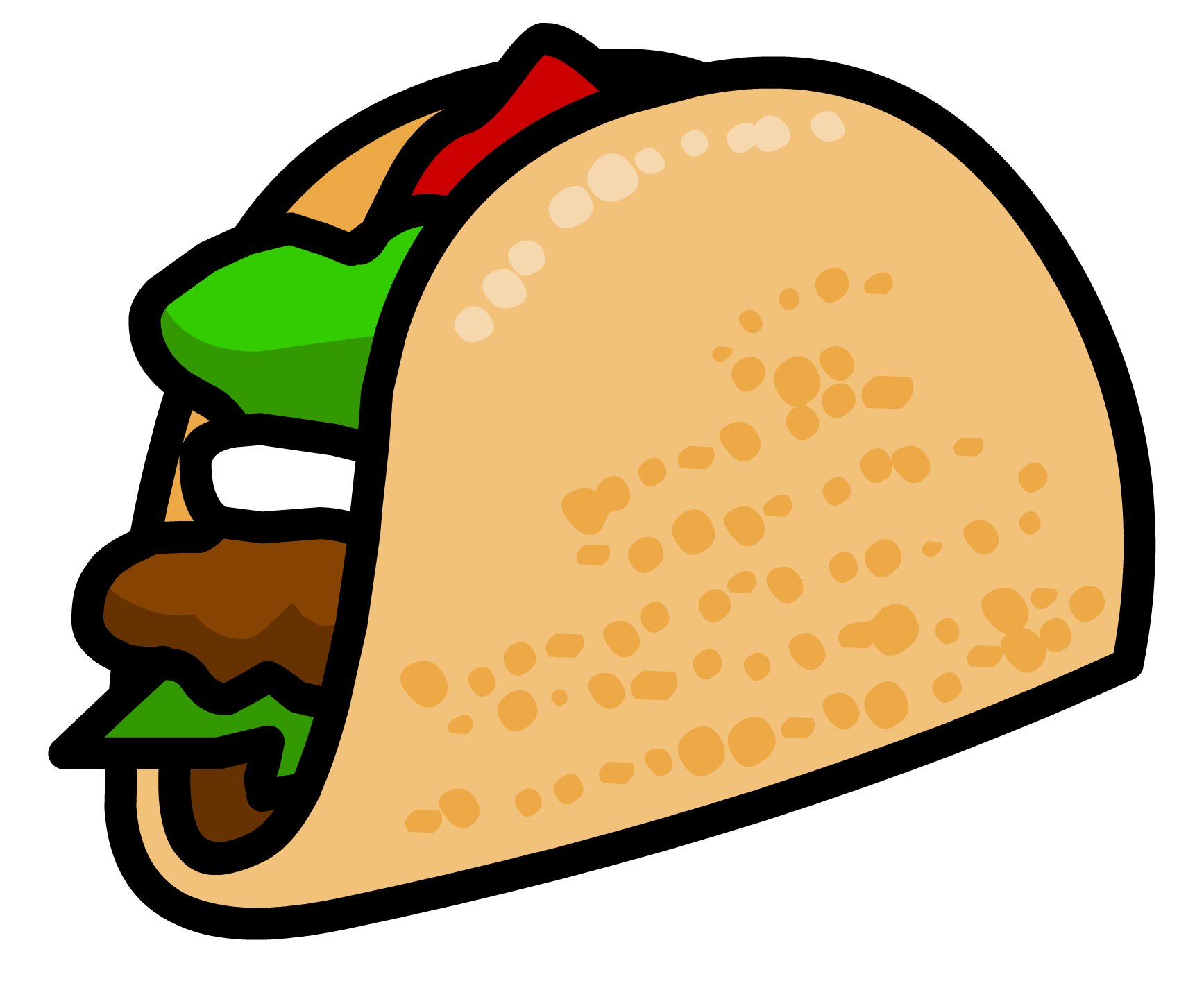 The Real Taco • Follow Me, And I Will Lead You On A