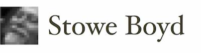 Stowe Boyd