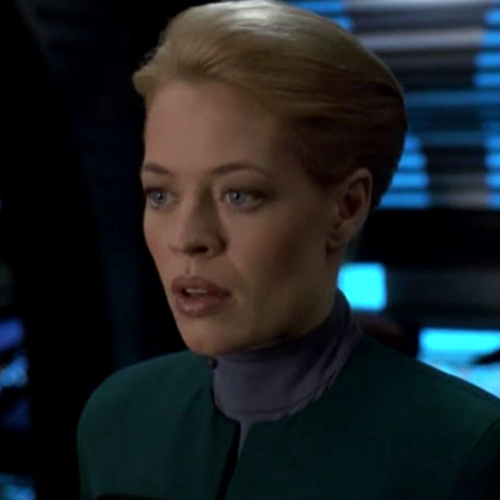 Lieutenant Annika Hansen