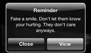 Self Harm Depression Quotes Tumblr 21511 Loadtve