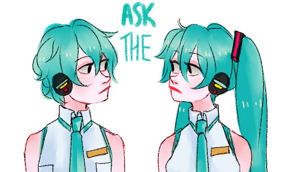 Ask Miku And Mikuo