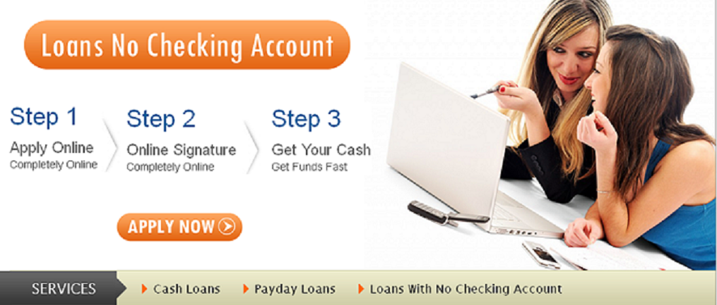 Loans albuquerque no checking account