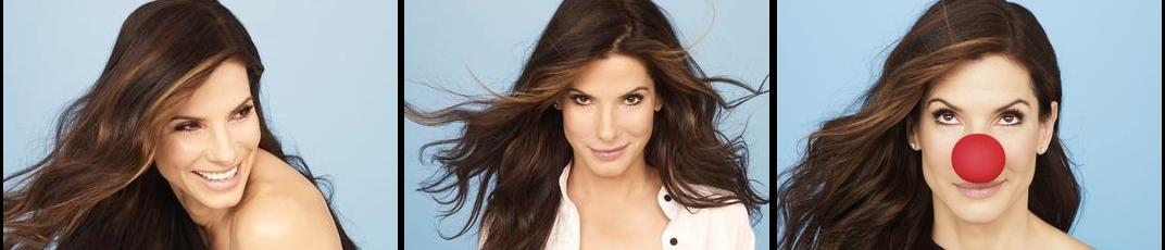 We Love Sandra Bullock.