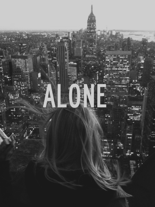 Sola Siempre Sola.