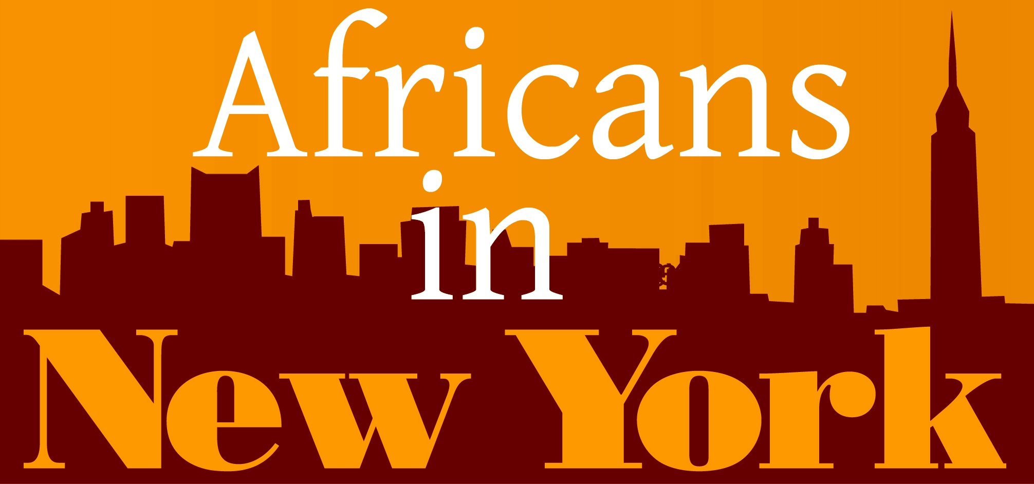 AFRICANS IN NEW YORK