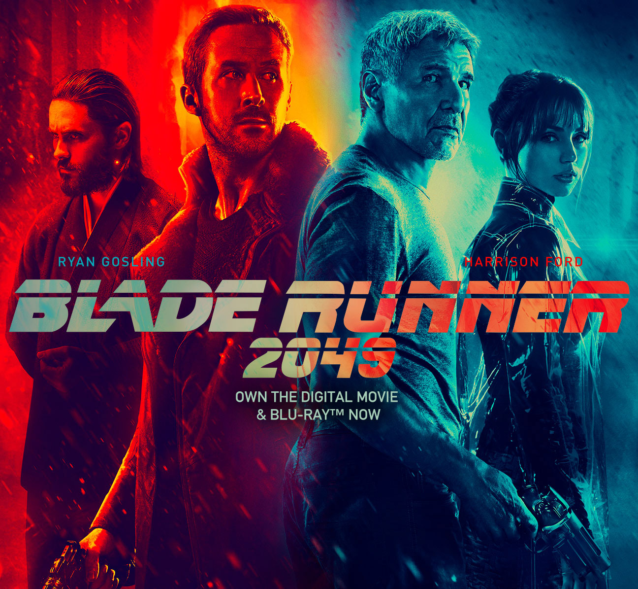Blade Runner 2049 – Official Movie Site – Own The Digital Movie