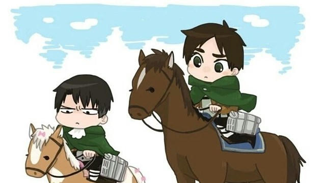 Attack On Titan Levi And Eren Ask