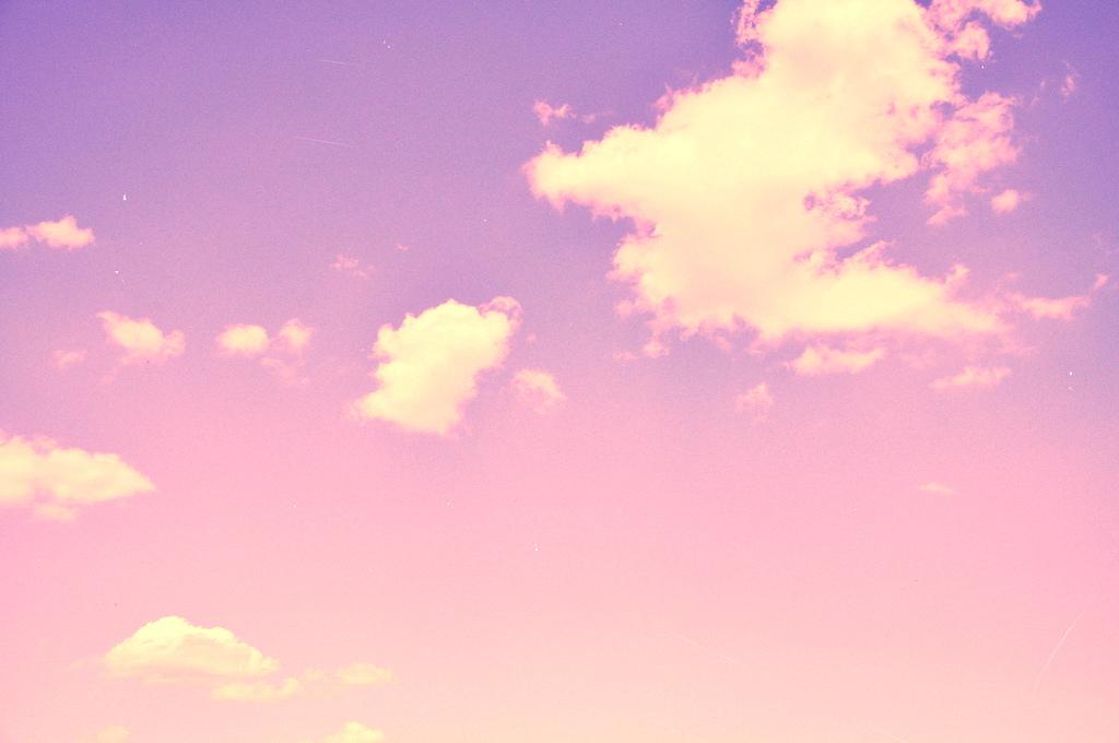 Pink Clouds Smoke Tumblr