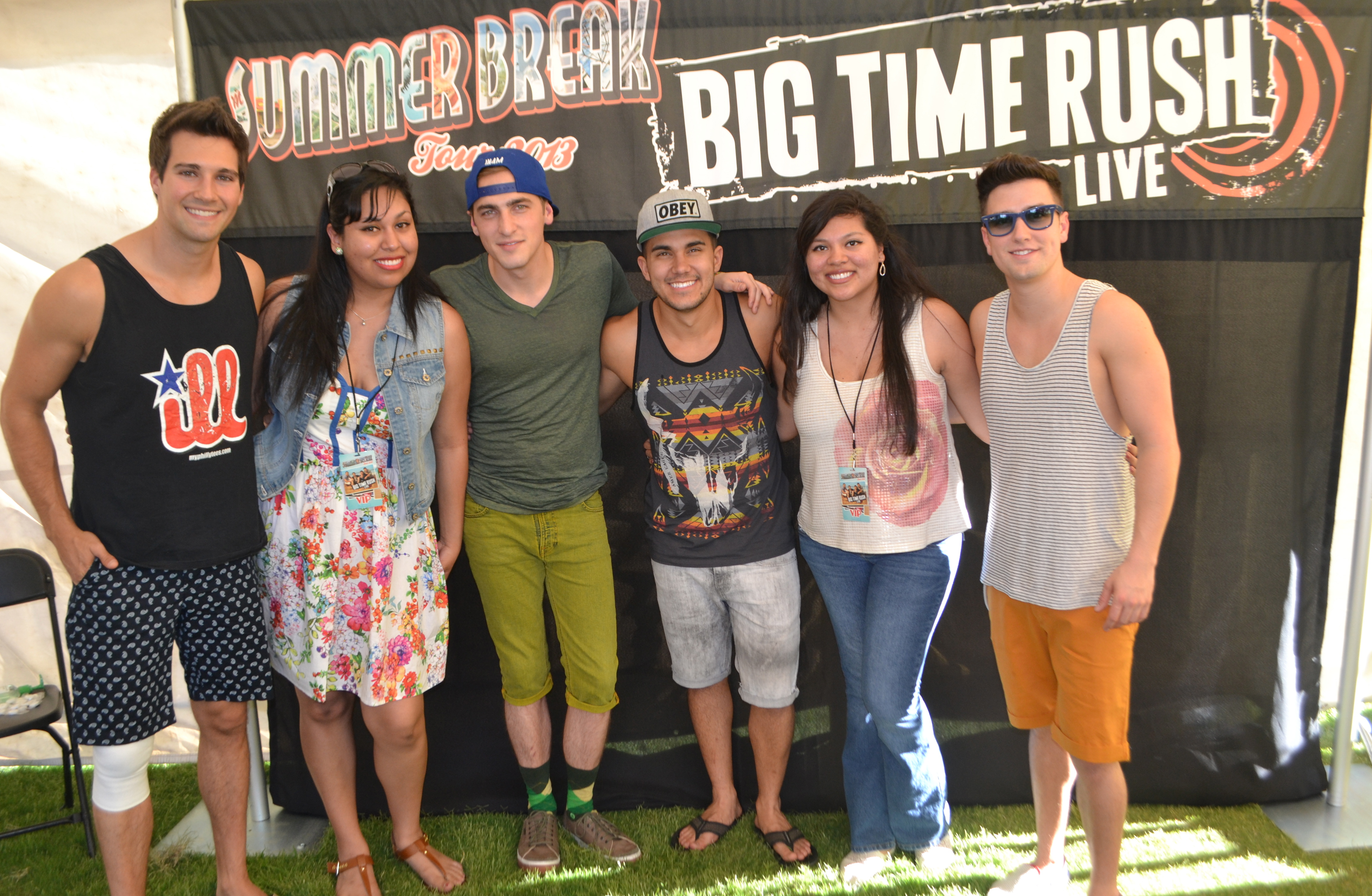 Live laugh love big time rush in tucson 62613 bigtimerush i love big time rush how i met your mother glee anything disney zachary levi and laughing m4hsunfo